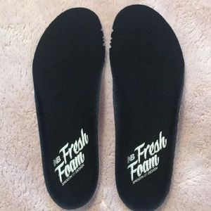 New Balance Fresh Foam running shoe inserts